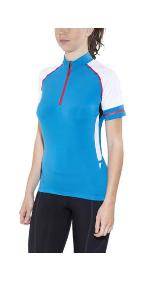 Gonso Belinda Koszulka kolarska, krótki rękaw Kobiety niebieski